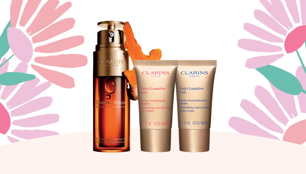 Clarins Mothers Day